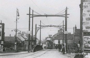 Bainsford Bridge (c1920s)
