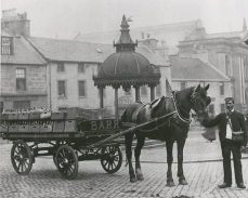Barr's Horse at West End