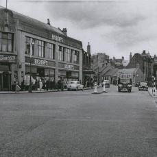 Bishops' Stores, Callendar Riggs (c1940's)