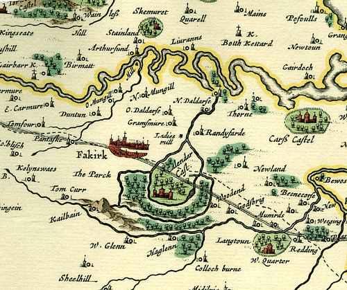 Blaew Map