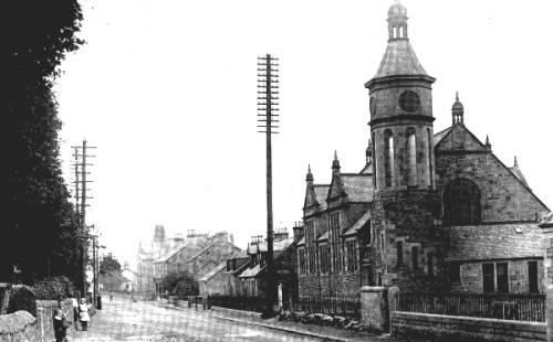 bonnybrig hall