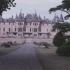 Callendar House from the south (1990's)