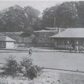 Camelon Bowling Green (1930s)