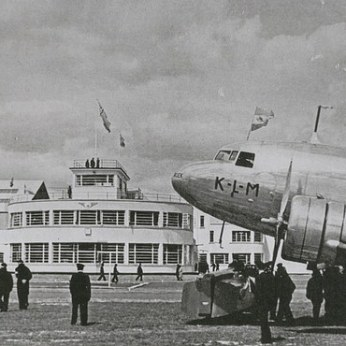 Central Scotland Airfield Opening Day (1939)