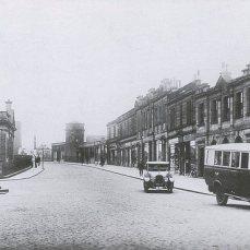 Charing Cross / Bridge Street
