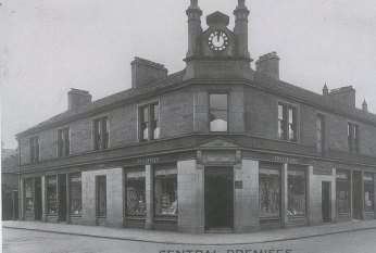 Co-op Building, Tryst Road