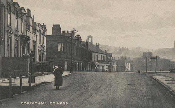 Corbiehall