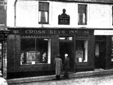 Cross Keys Inn, High Street