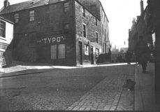 Earls Lane off Vicar Street (c1900)