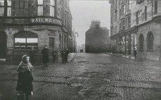 High Street/Vicar Street junction