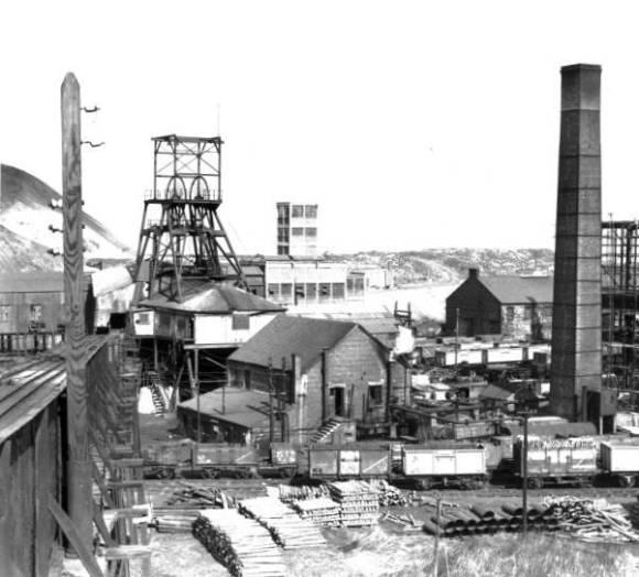 kinneil colliery