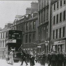 Laurieston Tram at Steeple
