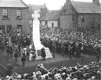 Laurieston War Memorial (1921)