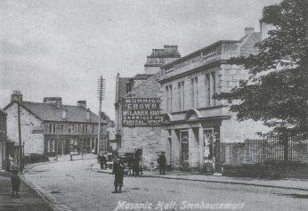 Masonic Hall, Main Street