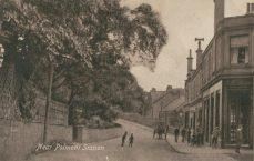Near Polmont Station, Brightons