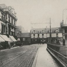 Newmarket Street/Vicar Street junction