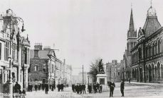 Newmarket Street around 1910