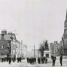 Newmarket Street around 1910