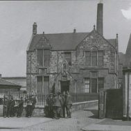 Northern School, Grahams Road (c1916)