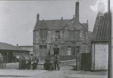 Northern School, Grahams Road (c1916)