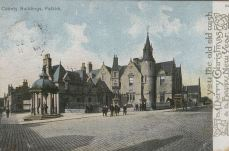 Old Sheriff Court and Police Station c 1910