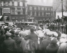 Prince of Wales opening Princes Street (1933)