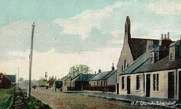 Shieldhill Kirk