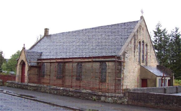 Slamannan Methodist Church