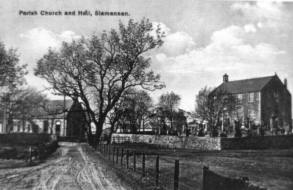 Slamannan Parish Church