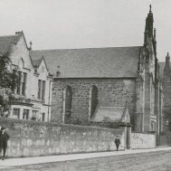 St. Francis Xavier's Church, Hope Street (c1910)
