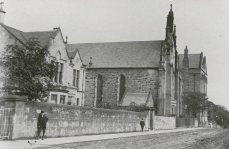 St. Francis Xavier's Church, Hope Street (c1910)