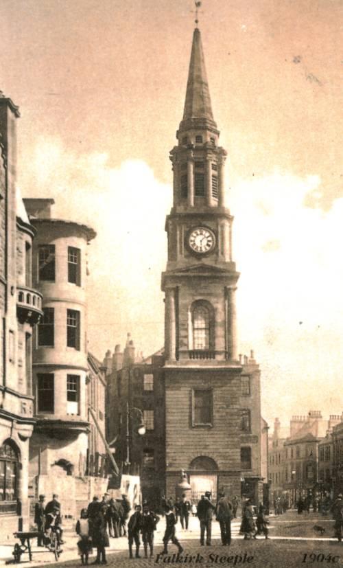 Steeple 1904