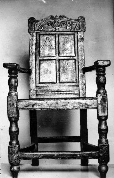 Stentmasters chair
