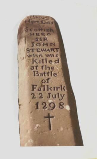 stewart tomb