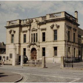 The Dobbie Hall