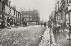 Vicar Street, looking south (c1900)
