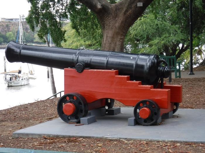 Carron Gun Abroad