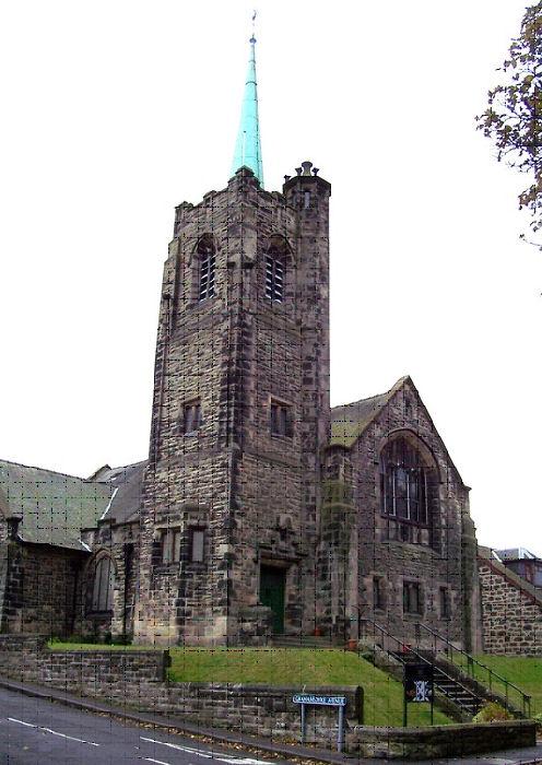1905 Bo'ness Free Church