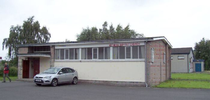 Bo'ness Baptist Church New