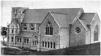 Bo'ness Parish before steeple