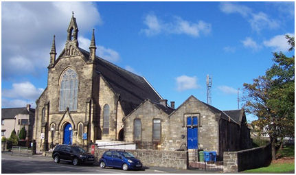 Bonnybridge Parish Church