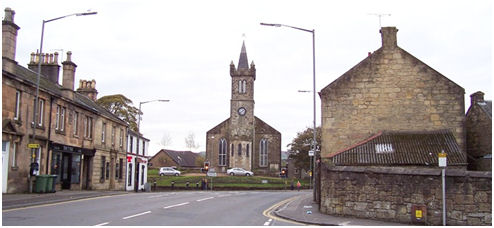 Denny Parish Church