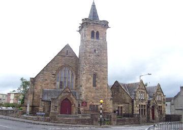 Dunipace Free Church