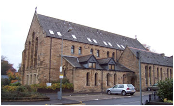 Falkirk St Modan's Church