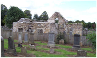 Old Polmont Church ruin