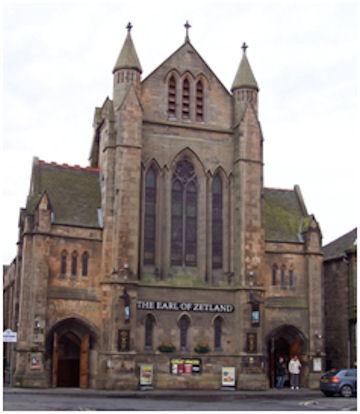 Charing Cross Church