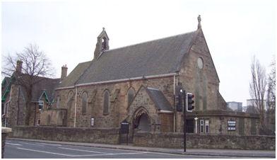 Christ Church, Falkirk