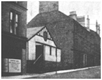 Falkirk Baptist Melville Street