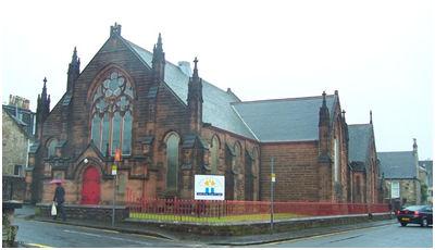 Falkirk Baptist Weir Street