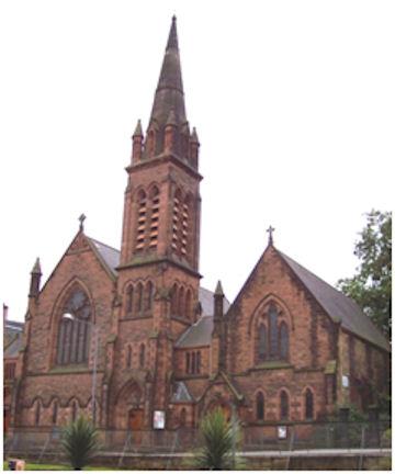 Falkirk St Andrew's Church